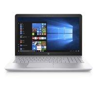 "Refurbished HP 15-cc050wm Silver Iridium Ci5 Laptop 1TB Hard Drive 12GB Memory 15.6"""