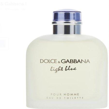 f91a7e314d54f0 Dolce   Gabbana - Dolce   Gabbana Light Blue Cologne for Men, 6.7 Oz -  Walmart.com