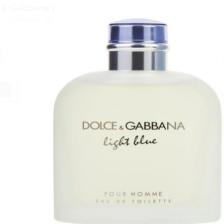 Dolce & Gabbana Light Blue Cologne for Men, 6.7