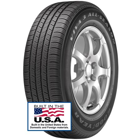 All Season Tires >> Goodyear Viva 3 All Season Tire 195 65r15 91t Sl