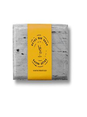 V76 by Vaughn Detox Bar Soap for Men, 5 Oz