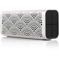 Braven LUX Portable Wireless Speaker- Pearl