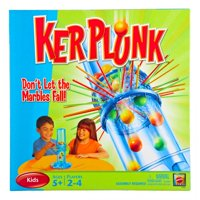 Ker Plunk! Marbles Game - Don't Let the Marbles Fall!
