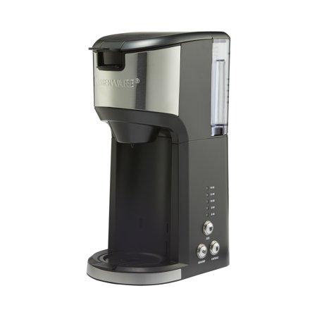 Farberware Single Serve K Cup Brew Coffee Maker Walmart