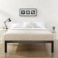 Mainstays Metal Platform Bed, Multiple Sizes