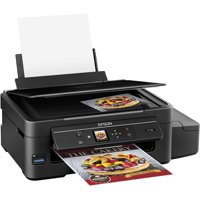Epson Expression ET-2550 EcoTank Wireless Color All-in-One Supertank Printer with Scanner and Copier