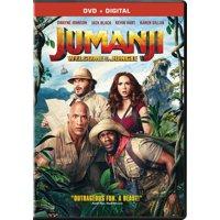 Jumanji: Welcome to the Jungle (DVD + Digital)
