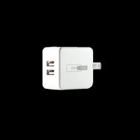 OMNIHIL 2-Port USB Charger for Yoobao 5,200mAh Magic cube II Power Bank YB629
