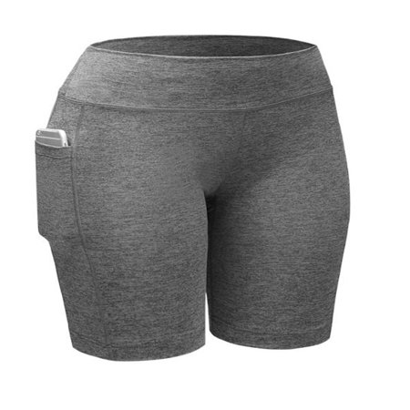 Womens Padded Bike Shorts (Nicesee Women Compression Shorts Running)