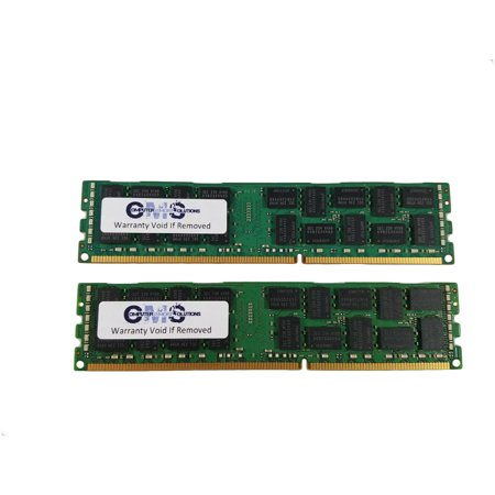 16GB (2x8GB Memory RAM Compatible Dell PowerEdge R720 ECC REG Compatible Server Only by CMS B21