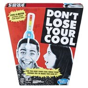 Don't Lose Your Cool Game Electronic Adult Party Game Ages 12 and Up, Hasbro Gaming