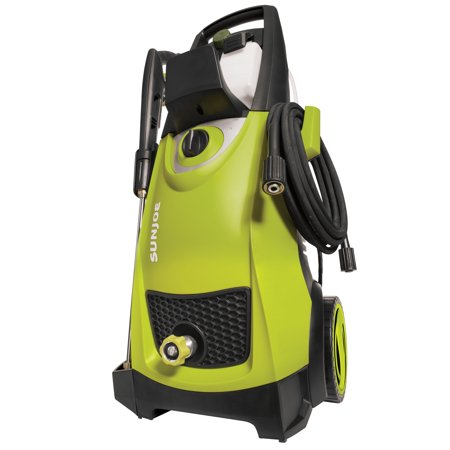 Sun Joe SPX3000 Pressure Joe 2030 PSI 1.76 GPM 14.5-Amp Electric Pressure (Best Small Power Washer)
