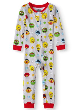 Baby and Toddler Boys' Cotton Footless Pajama Sleeper