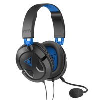 Turtle Beach Recon 50P Gaming Headset for PS4, Xbox One, PC, Mobile (Black)