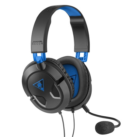 Turtle Beach Recon 50P Gaming Headset for PS4, Xbox One, PC, Mobile