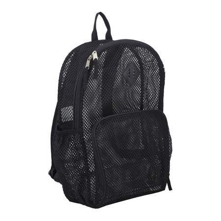 Eastsport Multi-Purpose Mesh Backpack with Front Pocket, Adjustable Straps and Lash Tab](Hamburger Backpack)