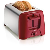 Hamilton beach cool wall 2 slice toaster | model# 22623