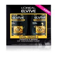 L'Oreal Paris Total Repair 5 Shampoo and Conditioner Value Pack