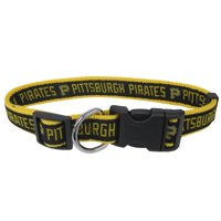 Pets First MLB Pittsburgh Pirates Dogs & Cats Collar