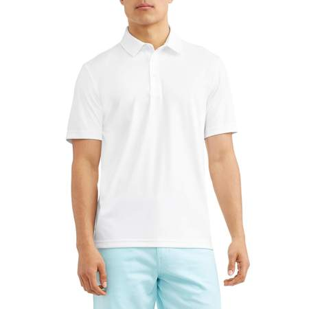 Classic Embroidered Polo Shirt (George Men's Polo Shirt )