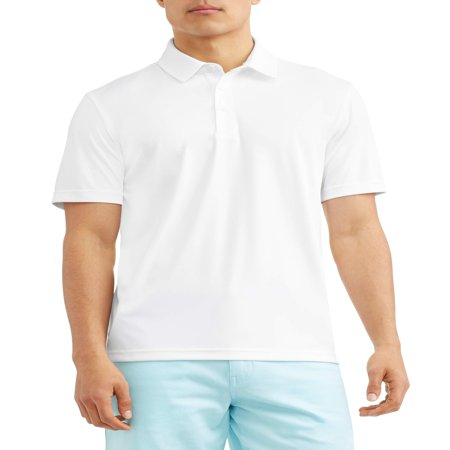 George Mens Polo (Baseball Cotton Polo Shirt)