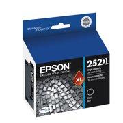 Epson 252XL High-capacity Black Ink Cartridge