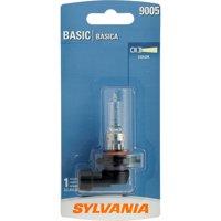Sylvania 9005 Basic Headlight, Contains 1 Bulb