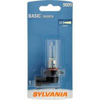 Sylvania 9005 Basic Headlight, Contains 1 Bulb