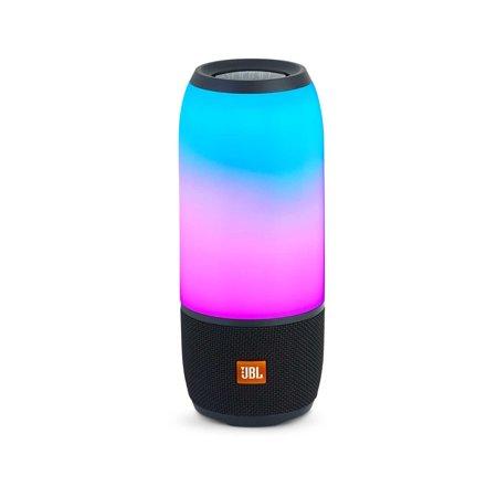 JBL Pulse 3 Black Open Box Waterproof Bluetooth Speaker