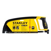 STANLEY STHT20139L 12-Inch Rubber Grip Hacksaw
