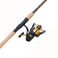Penn Spinfisher V Spinning Reel and Fishing Rod Combo