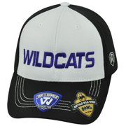 the latest 8ac28 0d025 NCAA Kansas State Wildcats 2013 Buffalo Wild Wings Bowl Two Tone Hat Cap