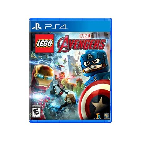 LEGO Marvel Avengers, Warner Bros, PlayStation 4