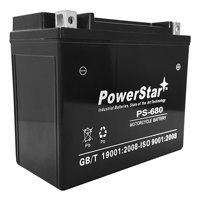 YTX20L-BS Battery for Harley Sportster Softail Dyna CVO FX Fat Bob Buell Triumph by PowerStar