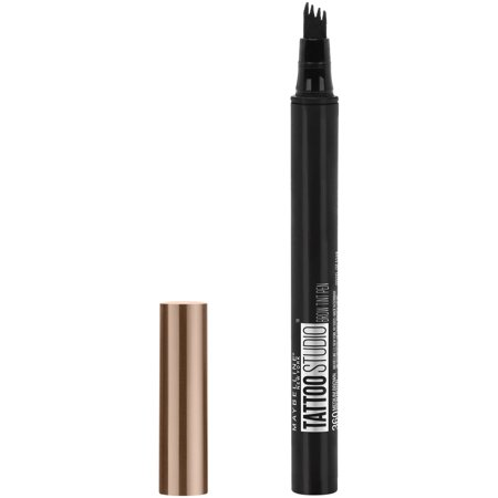 Eyebrow Kit - Maybelline TattooStudio Brow Tint Pen, Soft Brown