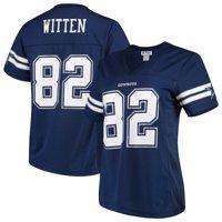 Women's Jason Witten Navy Dallas Cowboys Player Jersey