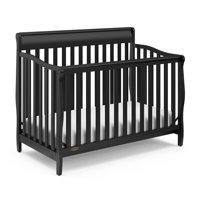 Graco Stanton 4 in 1 Convertible Crib Black