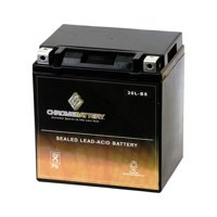 YTX30L-BS Power Sports Battery Replaces ETX30L CYIX30L-BS YGIX30 M7230L