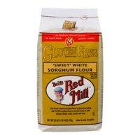 Bobs Red Mill Gluten Free Sweet White Sorghum Flour, 22 Oz