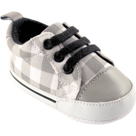 Vintage Baby Shoes (Baby Boy Basic Canvas Sneakers )