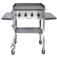 "Blackstone 36"" Stainless-Steel Griddle Cooking Station"