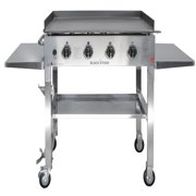 """Blackstone 36"""" Stainless-Steel Griddle Cooking Station"""