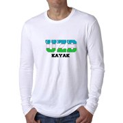ee4d57992 Uzbekistan Kayak - Olympic Games - Rio - Flag Men's Long Sleeve T-Shirt