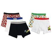 Pokemon Boys Boxer Briefs, 5 Pack