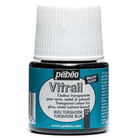 Pebeo - Vitrail Paint - Cobalt - Cobalt Blue Pigment