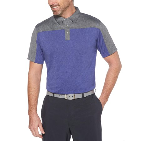 Ben Hogan Men's performance short sleeve color block golf polo shirt, up to - Oakley Golf Shorts