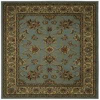 Sweeth Home Stores King Collection Mahal Oriental Design Area Rug, Seafoam