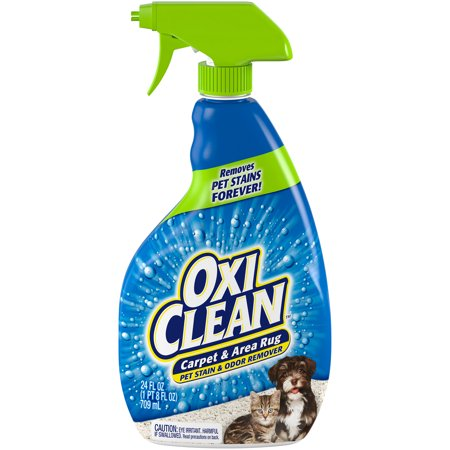 Pet Odor Removing (OxiClean Carpet & Area Rug Pet Stain & Odor Remover,)