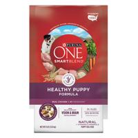 Purina ONE SmartBlend Natural Healthy Puppy Formula Dry Dog Food - 8 lb. Bag
