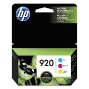 HP 920 (N9H55FN) Cyan, Magenta, Yellow Original Ink Cartridge